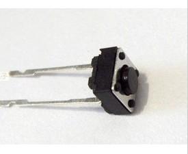 6 x 6 x 5mm Micro switch แบบขายาว 2 ขา
