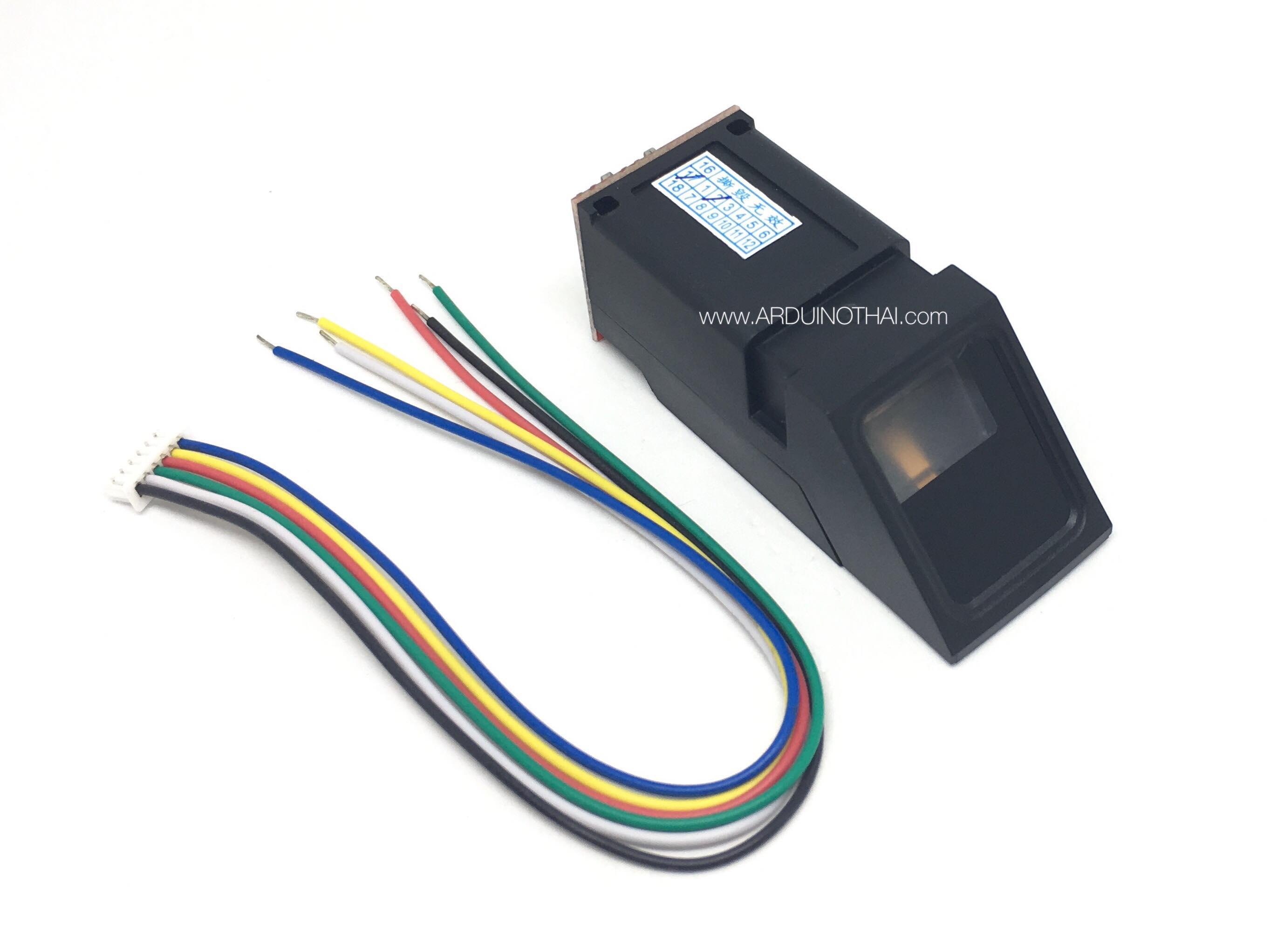 Fingerprint Sensor (DFRobot)