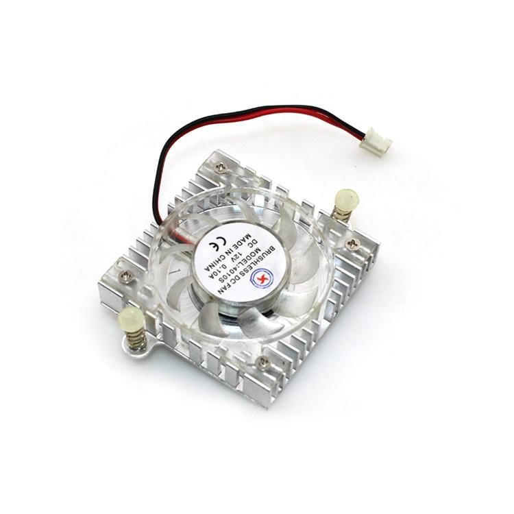 พัดลม 4010 12V 40*10 + Heatsink