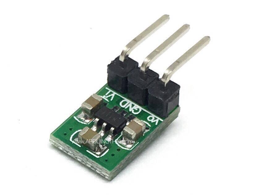 Mini DC Buck and Boost Converter 1.8V-5V to 3.3V