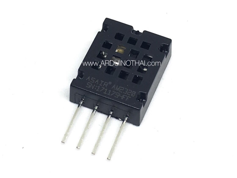 AM2320 temperature and humidity sensor