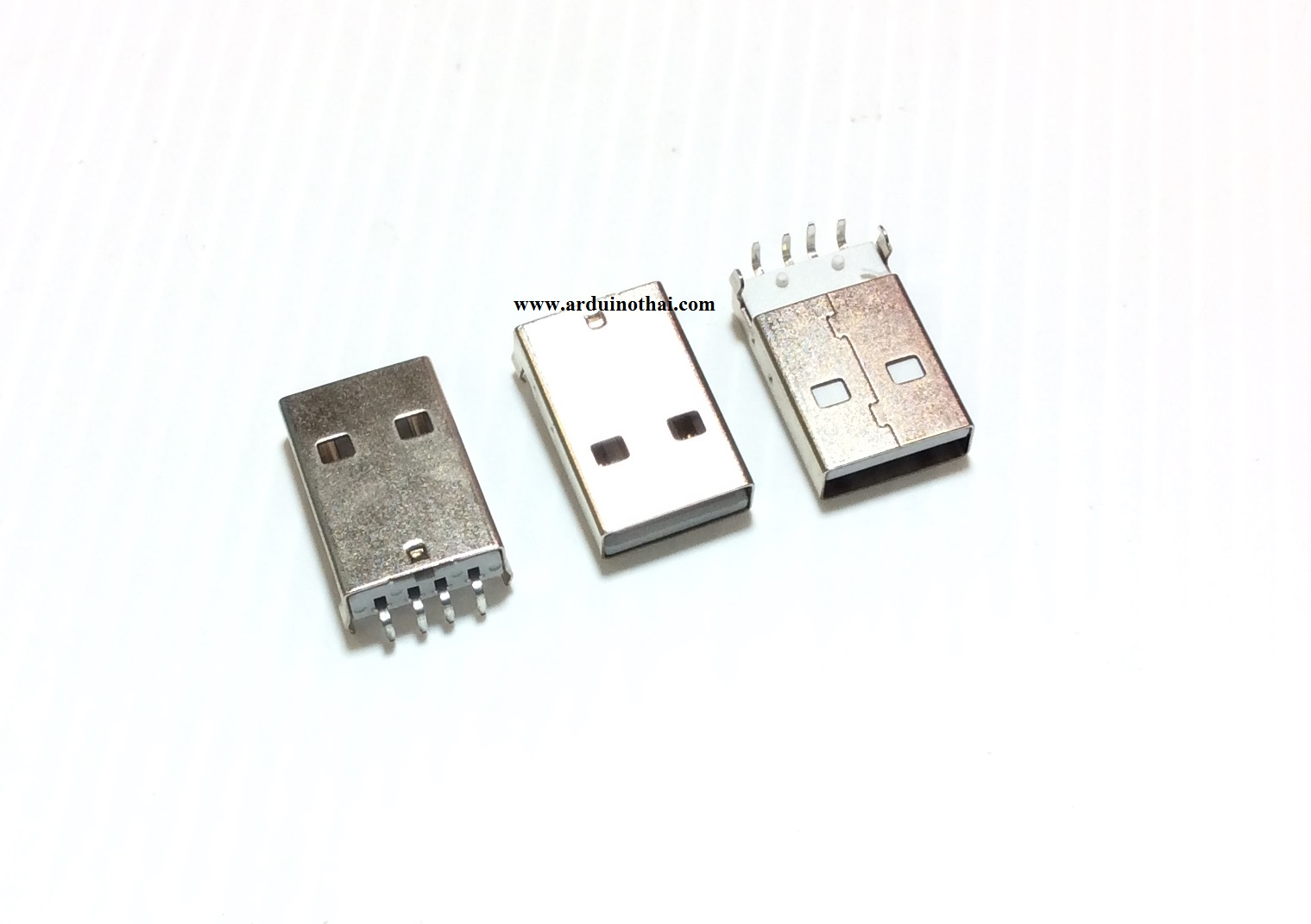 90 Degree feet USB male USB connector