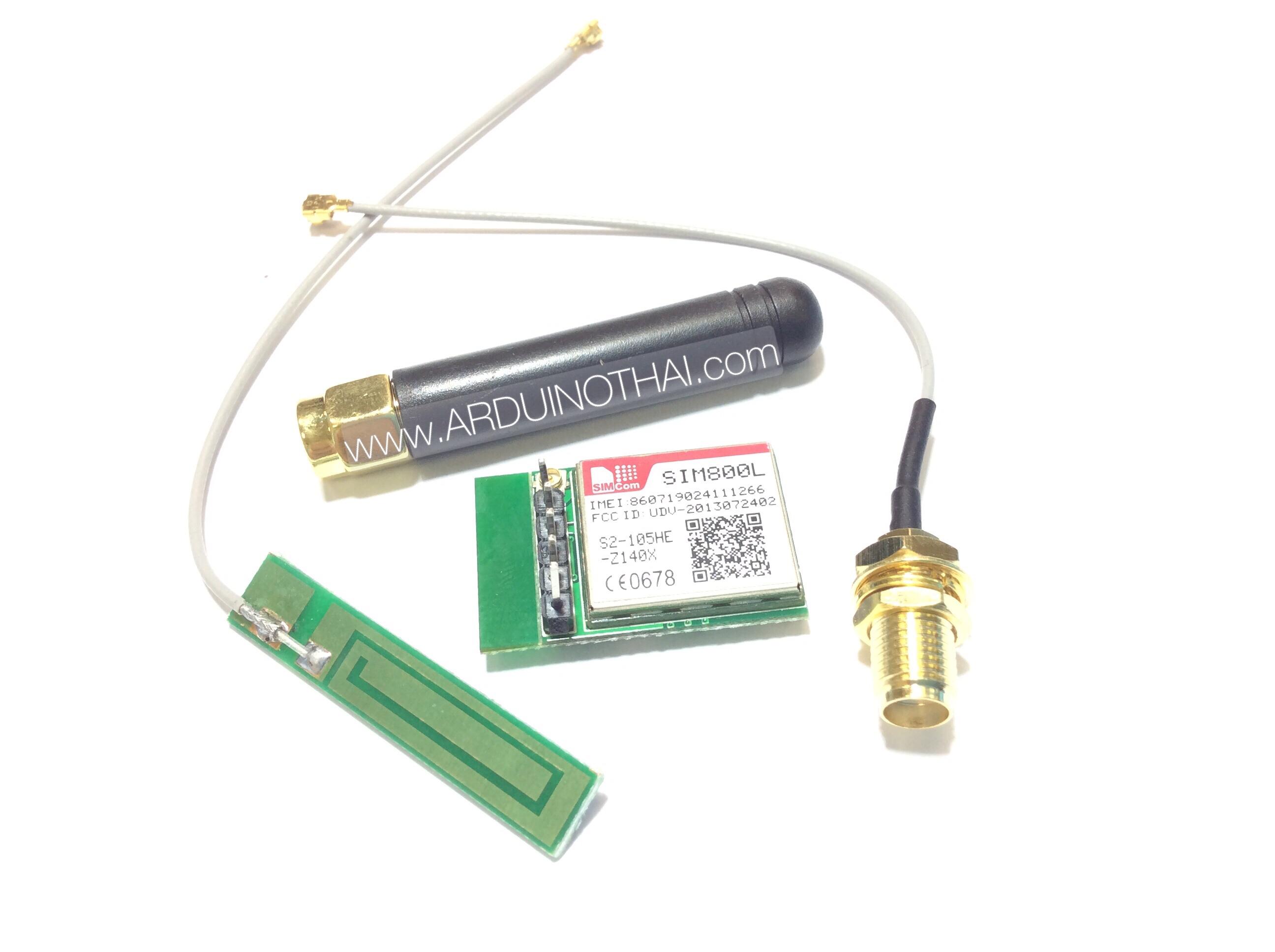 SIM800L Set 1 (ใช้ Micro SIM)