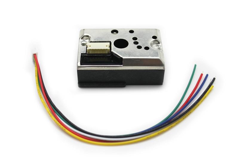 Dust Sensor (ตรวจจับควันและฝุ่นละออง)