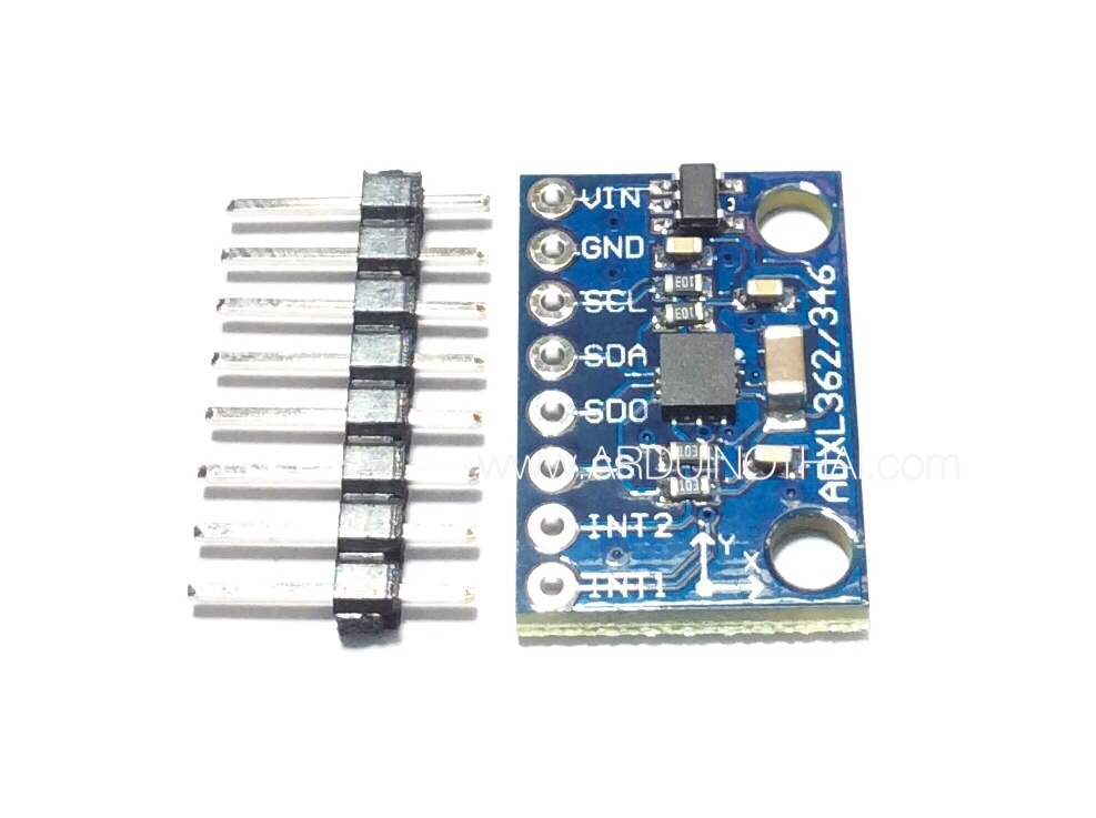 GY-362 3-axis Accelerometer Module (ADXL362)