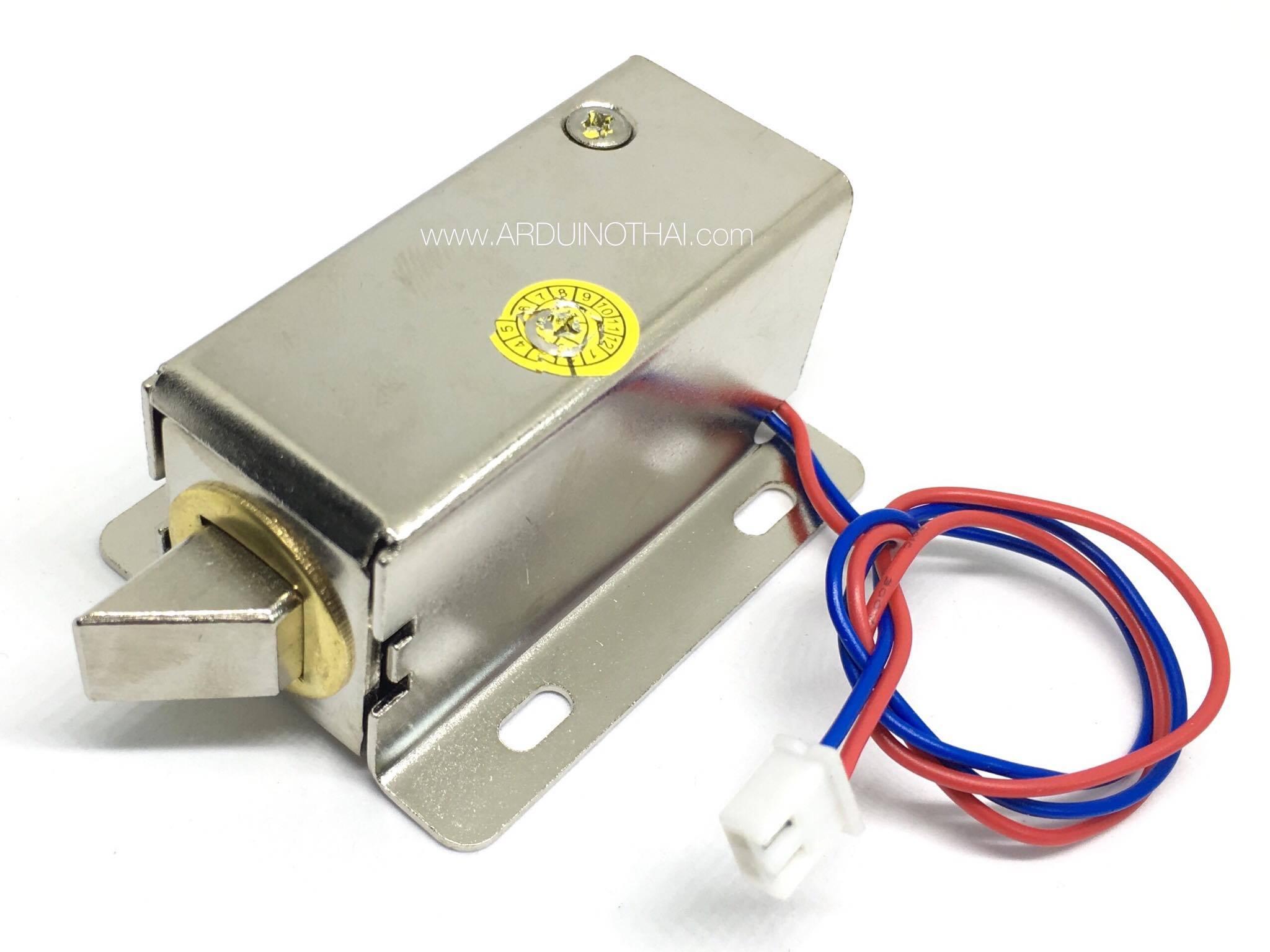 กลอนไฟฟ้า 12V/24V XG-03