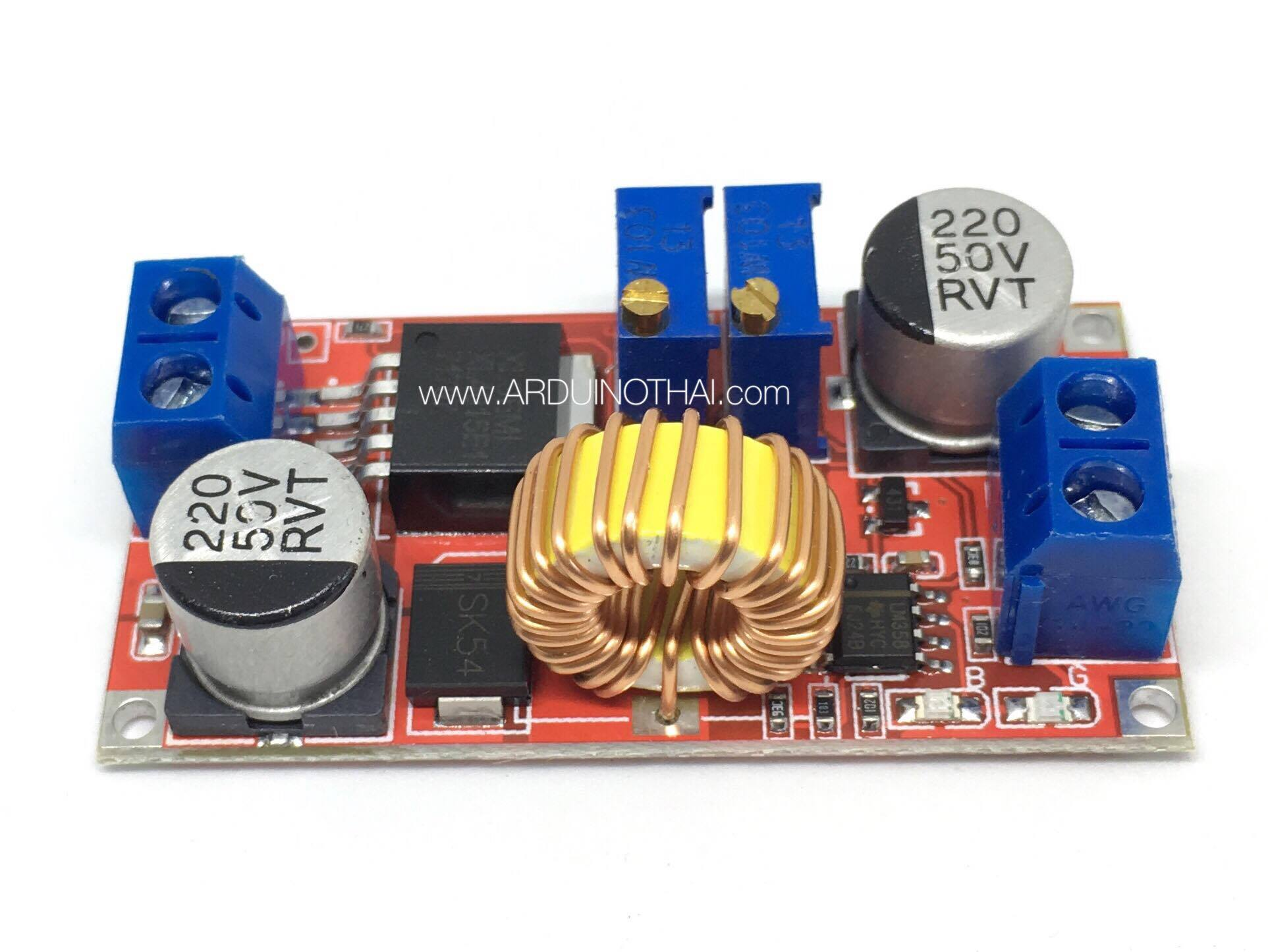 DC-DC Lithium Battery Step down Charging Board XL4015