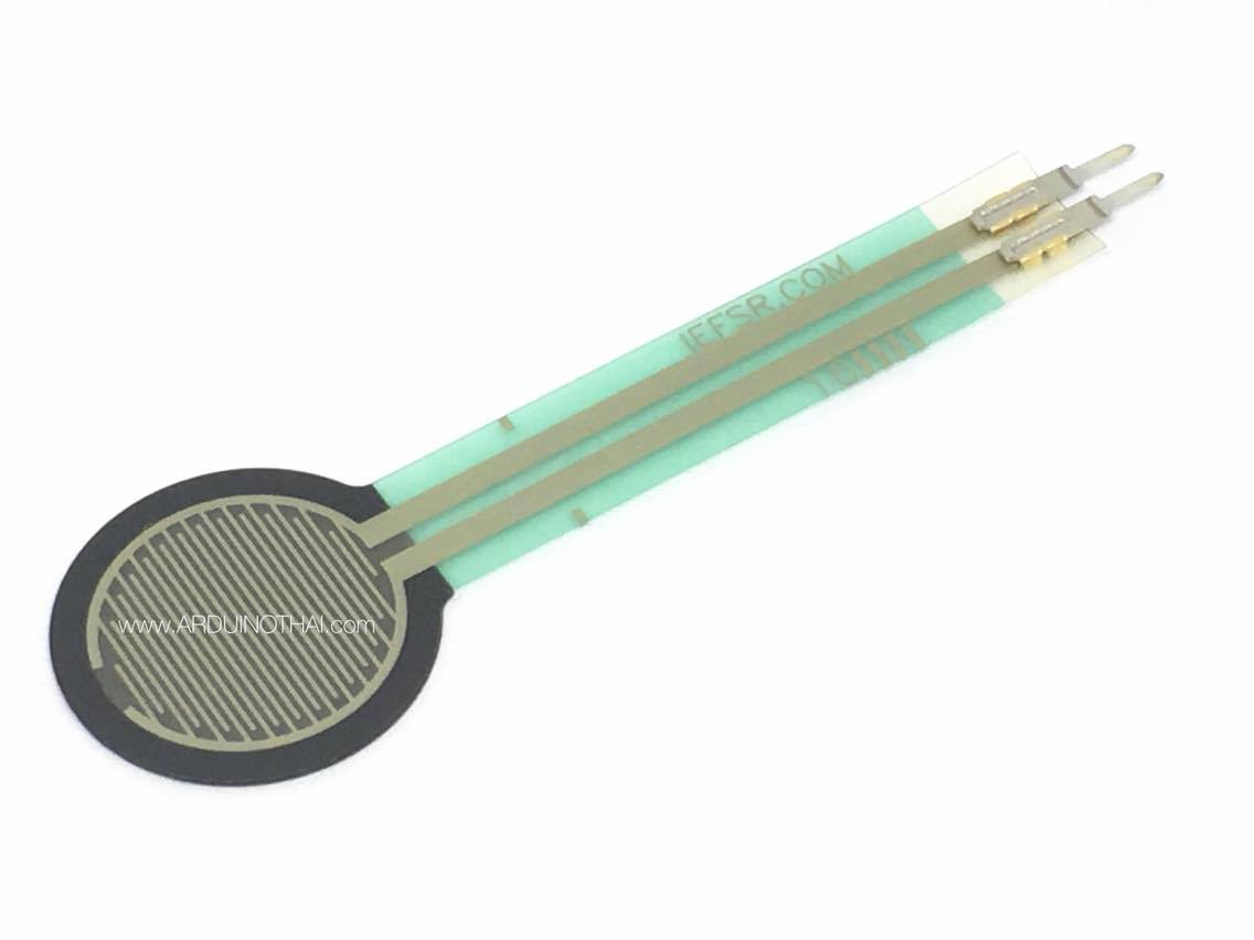 Force Sensitive Resistor (FSR402)