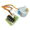 5V 4-phase Stepper motor+Driver Board (ULN2003)