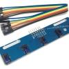 5-way Tracking Sensor Module TCRT5000
