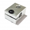 3D V6 all-metal extruder dedicated heated aluminum block