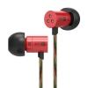 ขาย KZ HDS1 (มีไมค์ในตัว) หูฟังอินเอียร์แนวใหม่จิ๋วแต่แจ๋ว ให้คุณภาพเสียงระดับ HD (สีแดง)