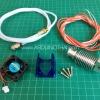 ชุดหัวฉีด 3D Printer E3DV6 nozzle 0.4mm/1.75mm Filament (Long range feeder)