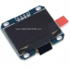 1.3 inch OLED display Blue (128x64 LCD screen I2C interface)