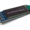 0.91-inch OLED Blue Display Module (128x32)