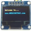 "OLED Display Module Yellow/Blue (128X64 pixcel 0.96"")"