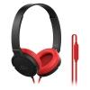 Soundmagic P10S สีดำ/แดง