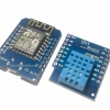 WeMos D1 Mini + DHT11 Shield (ESP8266 Development Board)