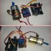 วิธีควบคุมทิศทาง DC Motor ด้วย Relay 2 Chanel
