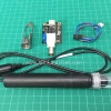 Analog Spear Tip pH Sensor/Meter Kit (For Soil And Food Applications)
