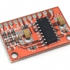 Red board PAM8403 ultra-mini digital amplifier board