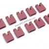 Jumper cap 2 Pins Female Pitch 2.54mm (Pink)