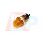 ไฟโชว์ 220vAC สีส้ม ขนาด 15 มิล
