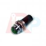 ไฟโชว์ 220vAC สีเขียว ขนาด 16 มิล