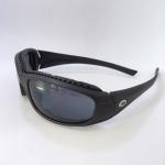 แว่นตาสปอร์ต เลนปรอทสีดำ