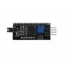 Module Port IIC/I2C/TWI/SPI Interface Module for 1602 2004 LCD Display