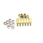 น็อตทองเหลือง M3x10mm (10 ชุด)