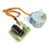 5V 4-phase Stepper motor+Driver Board (ULN2003)