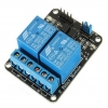 2 Channel Relay (10A) with Optocoupler Module
