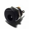 DC power socket 5.5-2.1 mm (ตัวถังมีเกลียว)