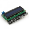 LCD1602+Keypad Shield