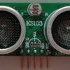 Ultrasonic Distance Sensor Ks103 With I2C Bus