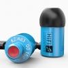 ขาย KZ ED3M (มีไมค์) หูฟังระดับ HIFI เสียงดี ซาวสเตจกว้าง (สีฟ้า)
