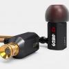 ขายหูฟัง KZ ED9 หูฟัง[มีไมค์] เสียงดี เปลี่ยนท่อเสียงปรับเบสได้ มี 2 สี