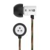 ขาย KZ HDS1 (มีไมค์ในตัว) หูฟังอินเอียร์แนวใหม่จิ๋วแต่แจ๋ว ให้คุณภาพเสียงระดับ HD (สีขาว)
