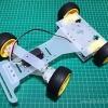 Smart Car Chassis (บังคับเลี้ยวแบบรถยนต์)