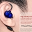 ขาย หูฟังอินเอียร์ KZ ZS2 หูฟังแบบ 2Driver รุ่นล่าสุด เพิ่มSubwoofer ให้เบสหนักขึ้น thumbnail 11