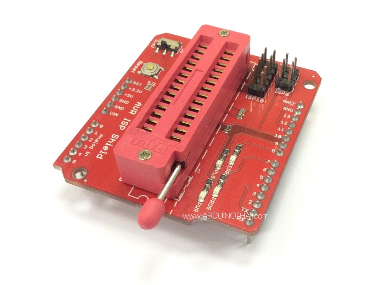 AVR ISP Shield