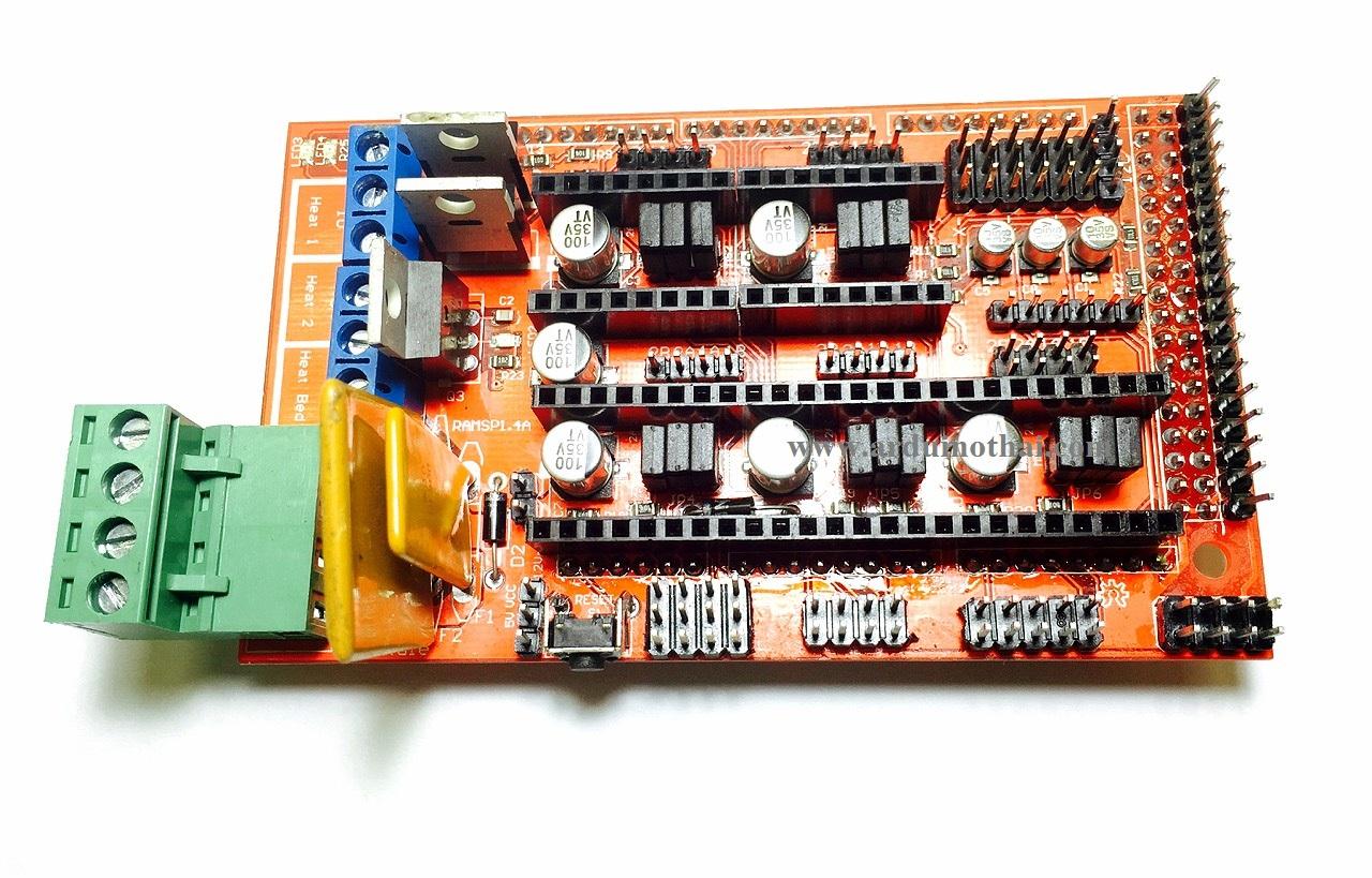 RAMPS 1.4 (3D Printer Controller)