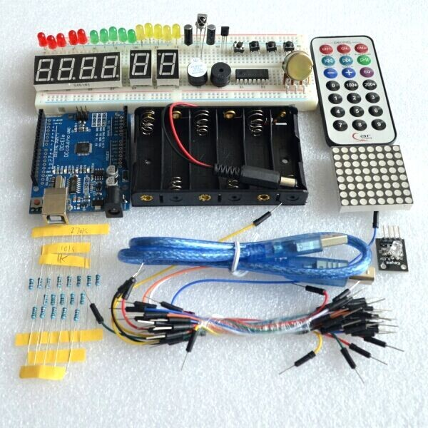 Starter Kit Set2 (Arduino uno R3)