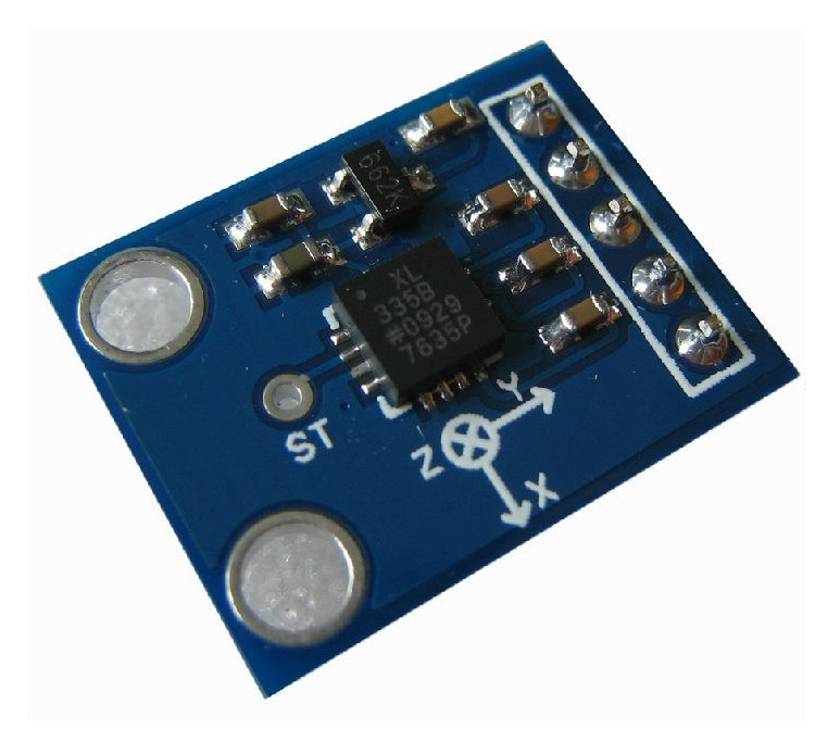 GY-61 3-axis Accelerometer Module (ADXL335)