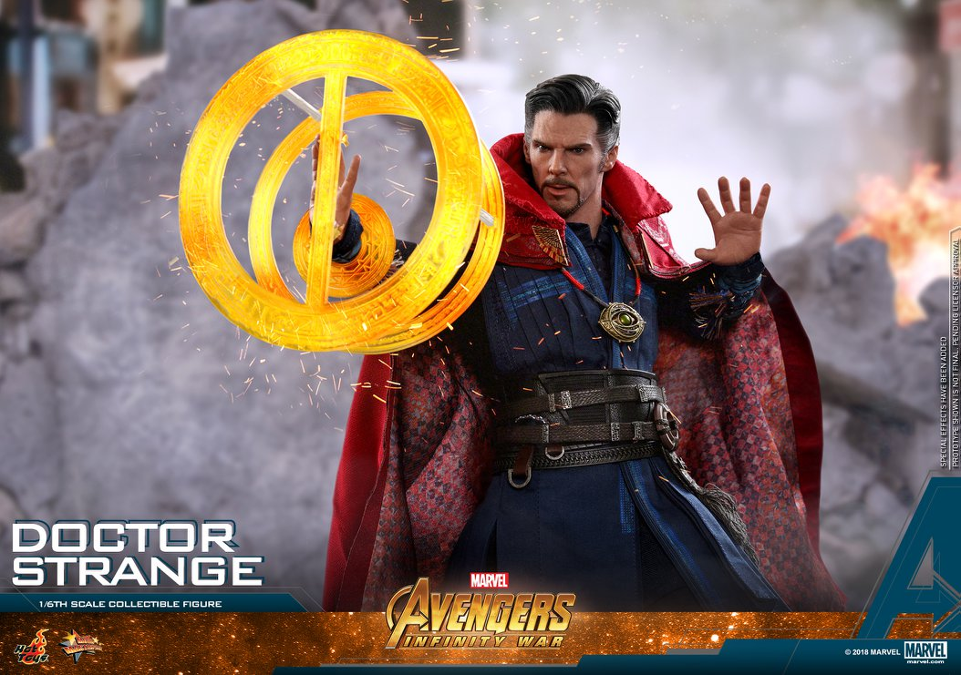 Hot Toys MMS484 Avengers Infinity War DOCTOR STRANGE Figure 1//6th Scale PANTS