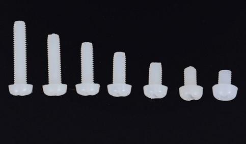 Plastic screws nylon (M3)