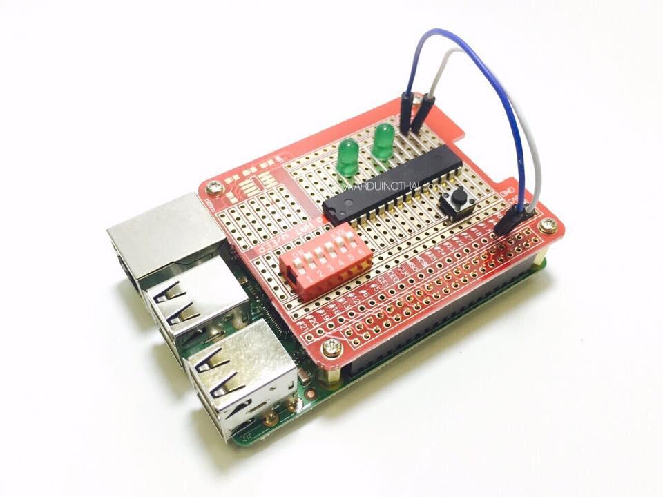 Raspberry Pi GPIO expansion board
