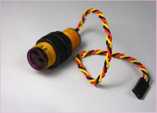Infrared Proximity Sensor (เซนเซอร์วัดระยะ)