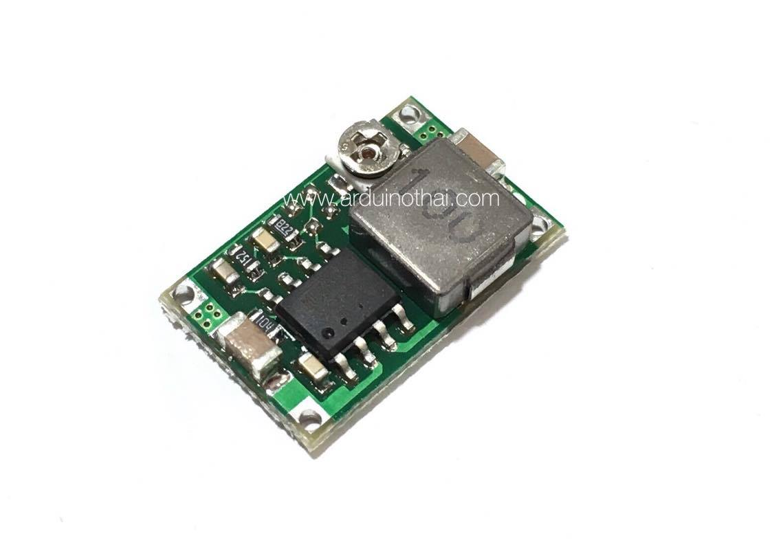 Mini-360 DC-DC Buck Converter Step Down 4.75V-23V To 1V-17V